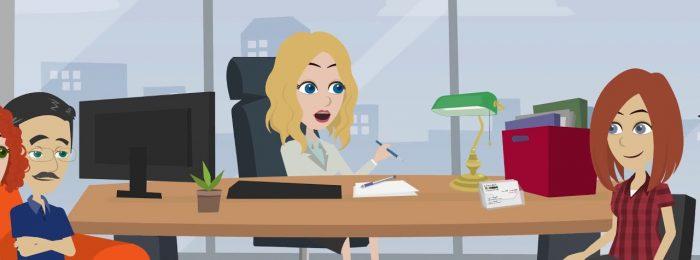 Рекламные анимационные ролики