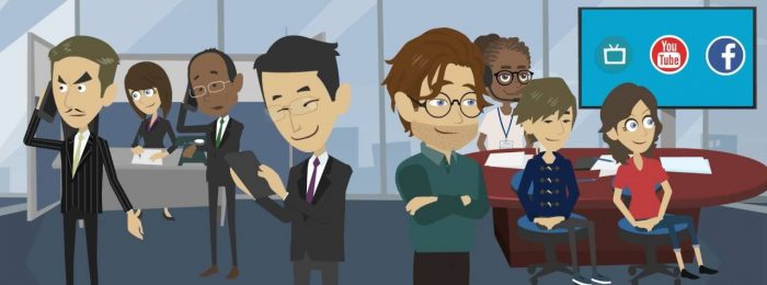 Анимационное видео